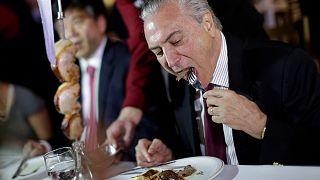البرازيل: الرئيس تامر يطمئن ويعد بالصرامة بعد فضيحة اللحوم الفاسدة