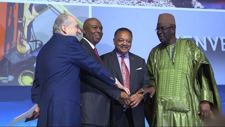 """Crans Montana Forum"" schaut auf Afrika im 21. Jahrhundert"