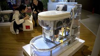 Image: Reinvented toilet expo