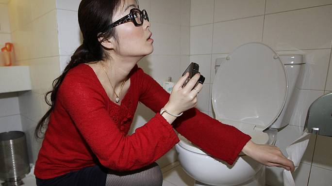 Beijing Park rolls out toilet tissue security