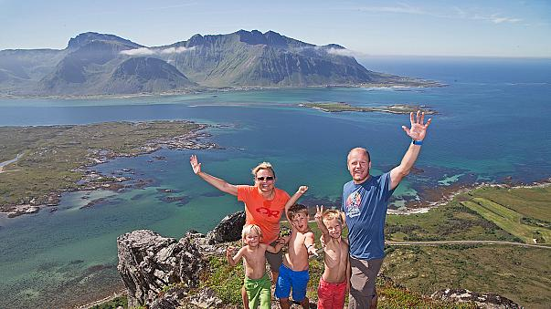 """Norvegia in testa alla classifica dei """"paesi più felici"""""""