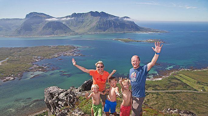 Los noruegos tienen razones para celebrar el Día Internacional de la Felicidad