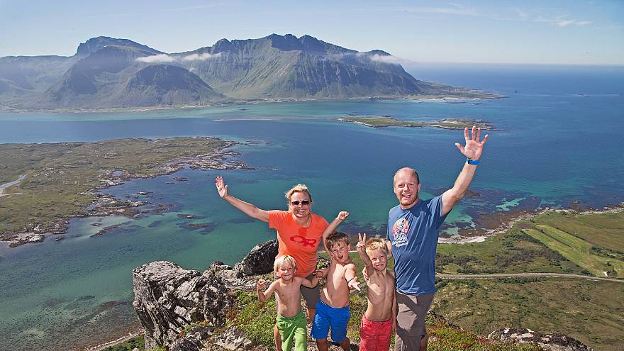 All smiles: Norway tops World Happiness Report 2017