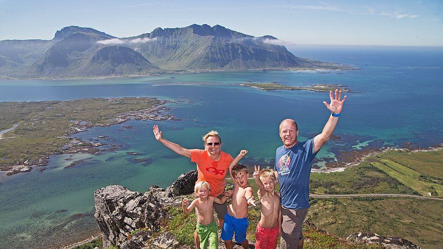Где живут самые счастливые люди? В Норвегии