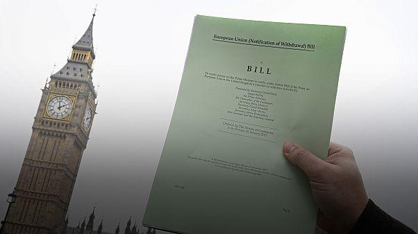 Великобритания начнёт «брексит» на следующей неделе