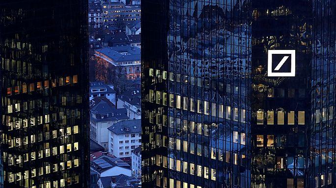 Deutsche Bank afunda na bolsa na véspera do aumento de capital