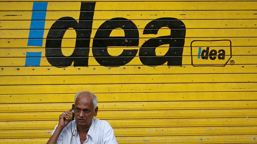 Vodafone India fusionne avec Idea