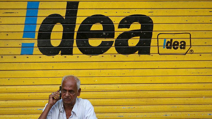 Hindistan'da Vodafone'dan dev birleşme