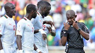 L'arbitre ghanéen Joseph Odartei Lamptey suspendu à vie par la FIFA