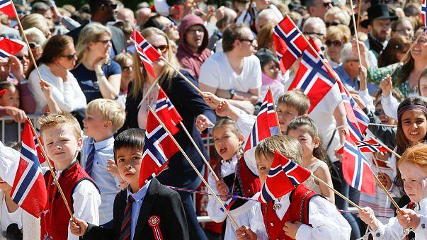 A Noruega é o país mais feliz do mundo (diz a ONU)