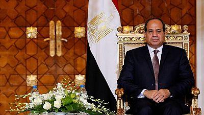 Le président égyptien Abdel Fattah al-Sissi rencontrera Trump en avril