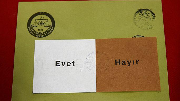 Constitutional referendum: Turkey is abandoning parliamentary democracy