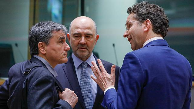 Brexit ensombra reunião do Eurogrupo