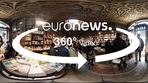 360 graus: Descubra os lugares do Porto que inspiraram Harry Potter