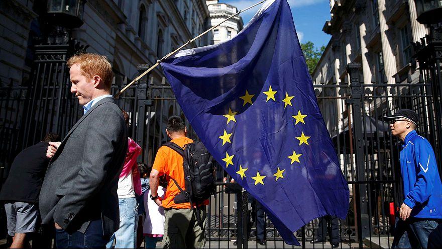 Наметился график выхода из ЕС Великобритании