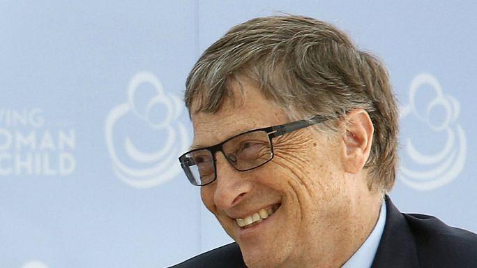 Maiores fortunas: Bill Gates lidera top mundial e Amorim em Portugal