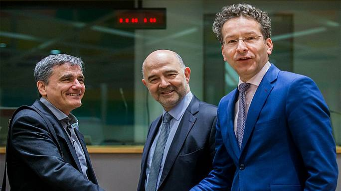 Eurogroup: Πρόοδος μεν, εκκρεμότητες δε στην αξιολόγηση