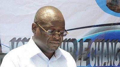 L'opposant Guy-Brice Parfait Kolélas, crée son parti politique à Brazzaville au Congo.