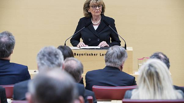 Far-right lawmakers in Germany walk out on Holocaust survivor's speech