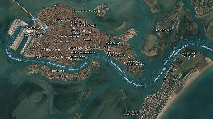 The Armenian Island of Venice