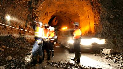 South Africa's acid mine water pollution risks lives