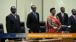 Rwanda : Franck Habineza en course pour renverser Paul Kagame