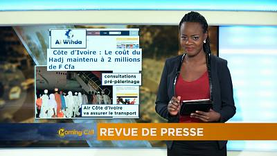 Revue de presse du 21 mars 2017 [The morning call]