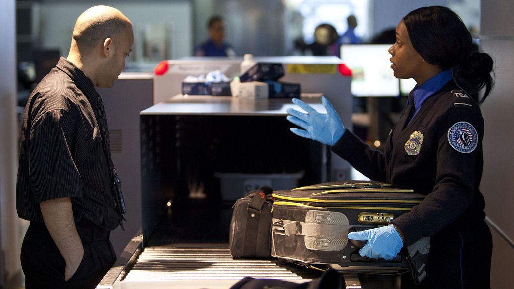 Les Etats-Unis durcissent les mesures de sécurité à bord des vols en provenance de huit pays musulmans