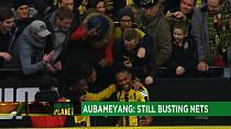 Gabonese Pierre-Emerick Aubameyang simply can't stop scoring [Football Planet]