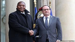 CAR: François Hollande reiterates support for state sovereignty