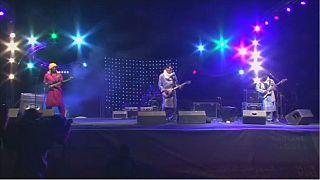 Les amateurs de musique folklorique se réunissent au Festival des Nomades au Maroc