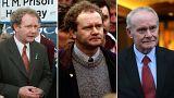 Kuzey İrlanda barışının mimarlarından Martin McGuinness hayatını kaybetti