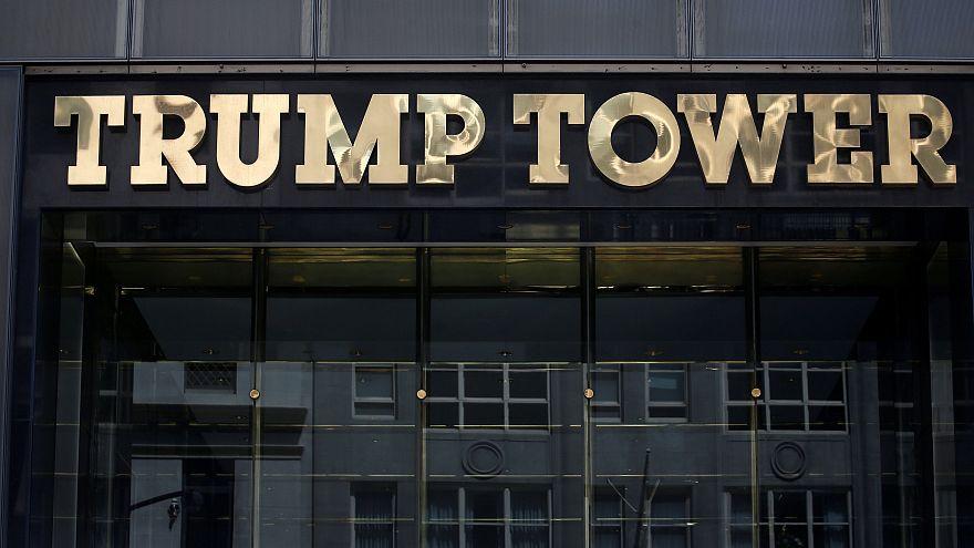 Trump: Fortuna pessoal em queda