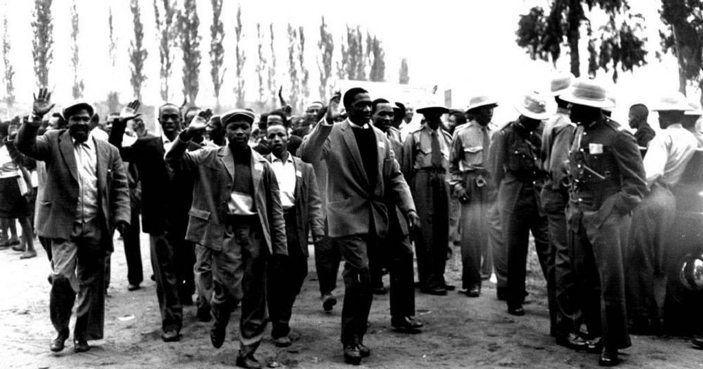 South Africa Remembers 1960 Massacre When Police Shot Dead