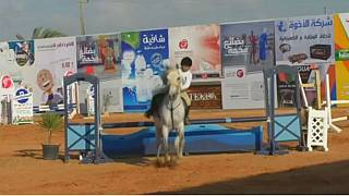 Libya revives equestrian tradition, host horse-riding tournament