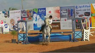Libye : nouveau souffle pour le sport hippique