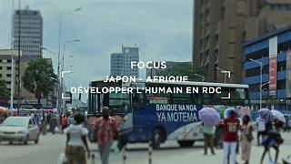 Japan-Africa: Fostering human resources in DRC