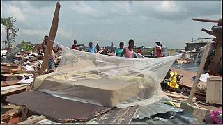 Plusieurs résidents de Lagos expulsés de leurs maisons [No Comment]