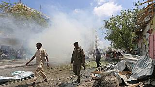 Car bomb kills four near Somali presidential palace