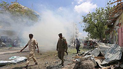 Somalie : au moins cinq morts dans l'explosion à Mogadiscio (officiel)