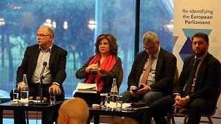 4 ευρωβουλευτές συζητούν για «Το μέλλον της Ευρώπης - Η θέση της Ελλάδας»