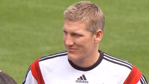 Calcio: Schweinsteiger lascia il Manchester United e vola a Chicago