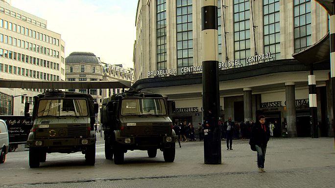 Brüsszel a tavalyi terrortámadásra emlékezik
