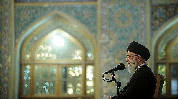 Iran's supreme leader slams government record on economy in New Year message