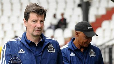 TP Mazembe part ways with coach Thierry Froger
