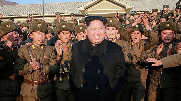 Coreia do Norte desafia sanções americanas