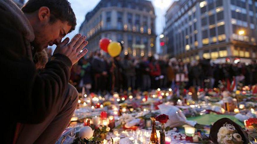 Brüssel gedenkt der Anschlagsopfer vom 22. März 2016
