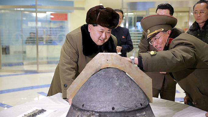 Megint rakétát lőtt ki Észak-Korea