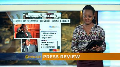 Press Review of March 22, 2017 [The Morning Call]