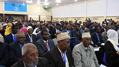 Somalia names 26-minister cabinet